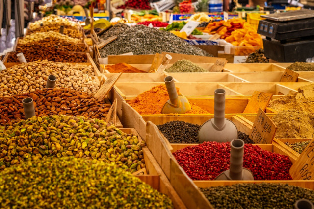 Image : Diminuer sa consommation de sel : Épices et saveurs du monde