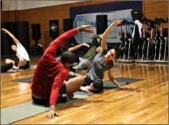 Image : Stretching