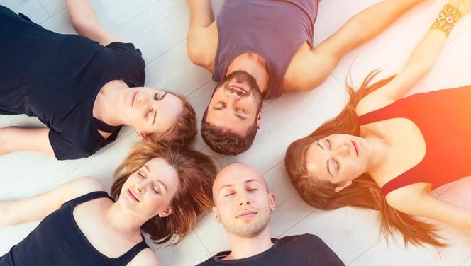 Image : Initiation à la sophrologie / Relaxation psychoporporelle