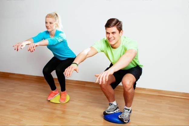 Image : Renforcement musculaire et proprioceptif